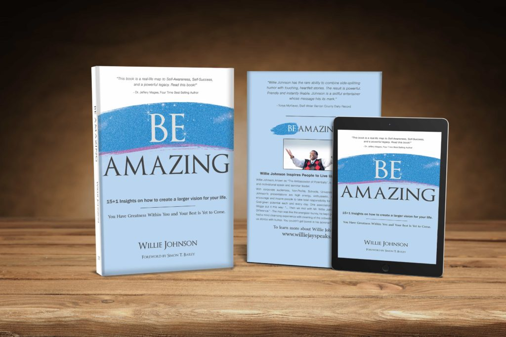Willie Johnson - The Ambassador of Potentiality