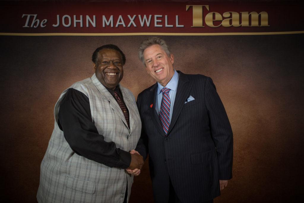 John Maxwell Team Presentations - Willie Johnson - Motivational Speaker